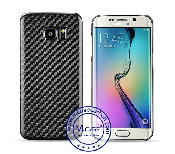 Samsung Galaxy S7 Carbon Fiber Case