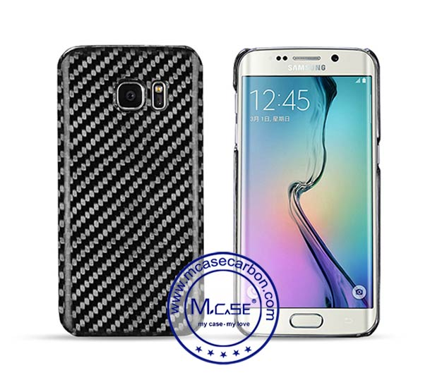 Samsung Galaxy S7 Edge Carbon Fiber Case