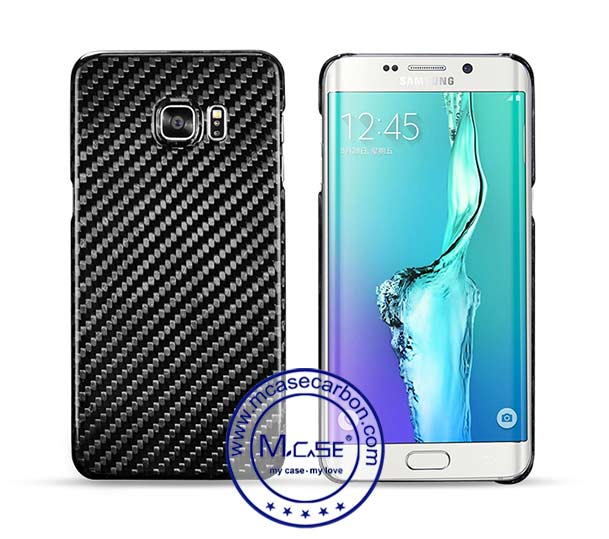 Samsung Galaxy S6 Edge Plus Carbon Fiber Case