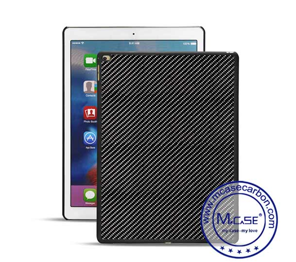 iPad Pro Carbon Fiber Plastic Tablet Case