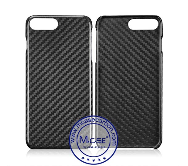 iPhone 7 Plus Carbon Fiber Case