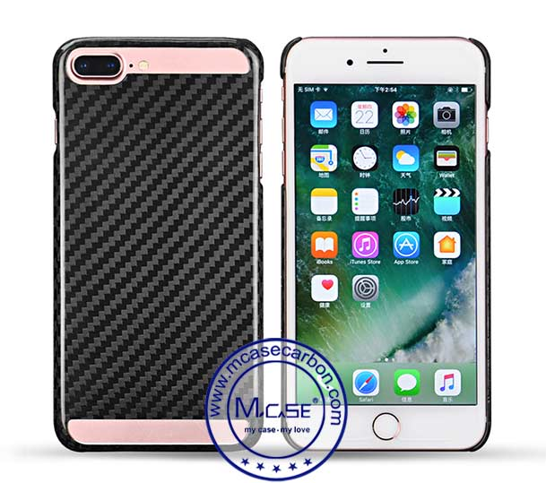 iPhone 7 Plus Hollow Carbon Fiber Case