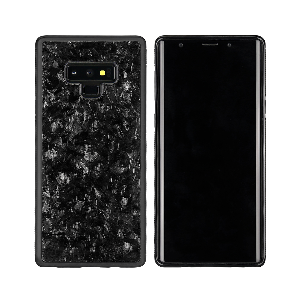 Fashionable Anti Side Forged Carbon Fiber Case For Samsung Note 9